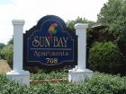 Sun Bay @ Sun Island Apartments Entrance Sign